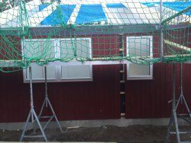 WC und Gästezimmer