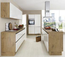 Küche wild oak 2