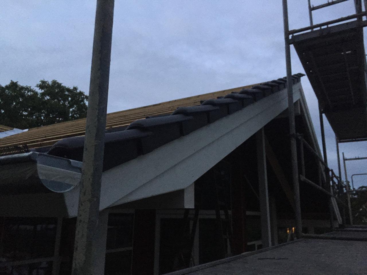 Tag 15 – Dach